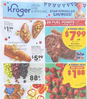 Kroger Weekly Ad Preview Jul 1 7 2020