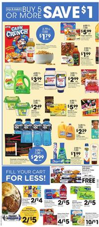 Mix and match products in Kroger Ad Jun 3 - 9, 2020