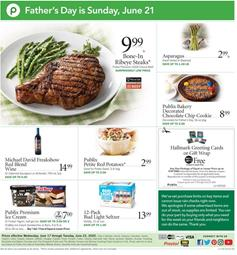 Publix Weekly Ad Father's Day Jun 17 - 23, 2020