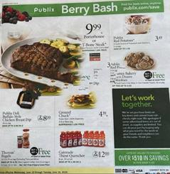Publix Weekly Ad Preview Jun 10 16 2020