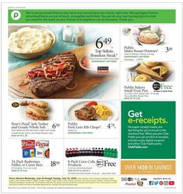 Publix Weekly Ad Sale Jun 24 - 30, 2020