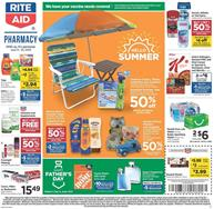 Rite Aid Weekly Ad Summer Sale Jun 14 - 20, 2020
