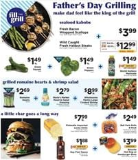 Shoprite Weekly Ad Father's Day Grill