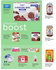 Walmart Ad Nutritional Supplements June 2020