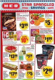 HEB 4th of July Deals Weekly Ad Jul 1 7 2020