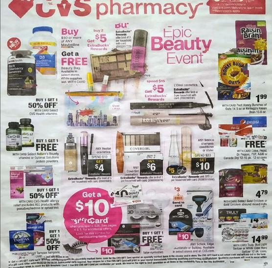 CVS Weekly Ad Preview Sep 20 - 26, 2020