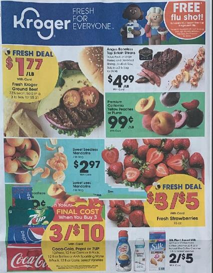 Kroger Weekly Ad Preview Sep 16 - 22, 2020