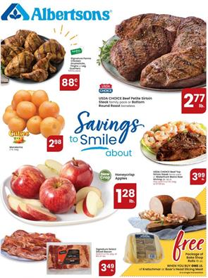 Albertsons Weekly Ad Preview Oct 14 - 20, 2020