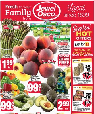 Jewel-Osco Weekly Ad Preview Oct 14 - 20, 2020