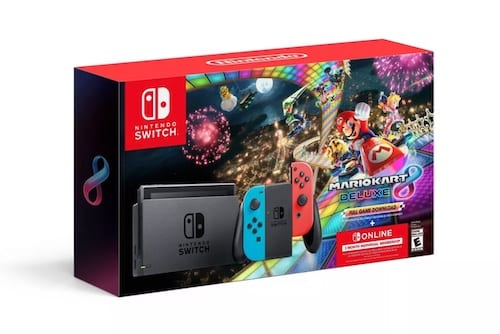 Nintendo Switch Target Black Friday