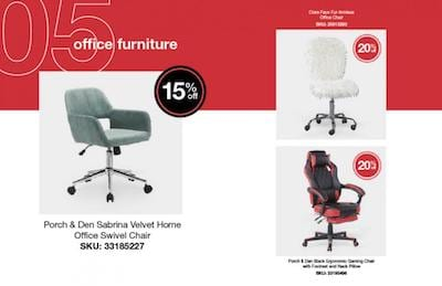 Overstock Black Friday Ad 2020 Home Office