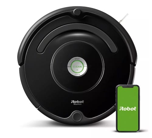 iRobot Roomba 675 Wi-Fi Connected Robot