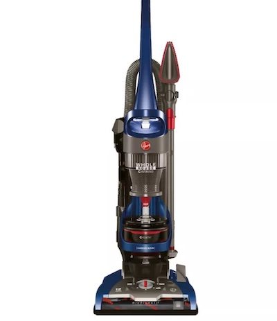 Hoover Wind Tunnel 2 Whole House Rewind Bagless Corded Upright Vacuum Cleaner