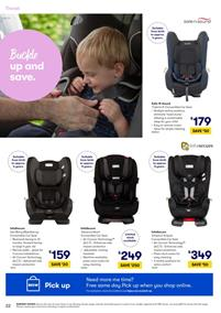 Big W Catalogue Car Safety Products