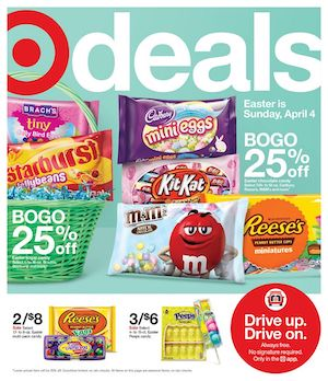 Top Easter Eggs Sale from Weekly Ads Mar 31 - Apr 6, 2021