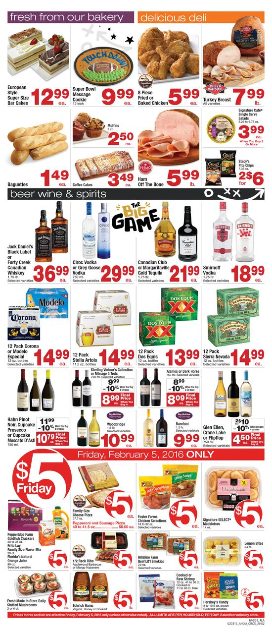 albertsons ad feb 3 2016