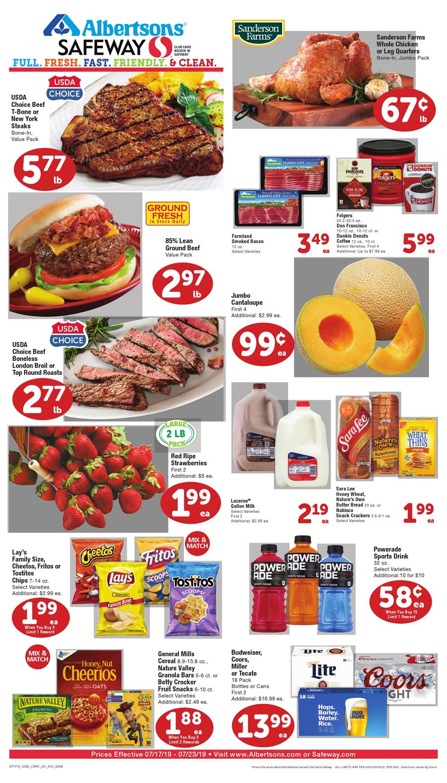 albertsons ad jul 17 2019