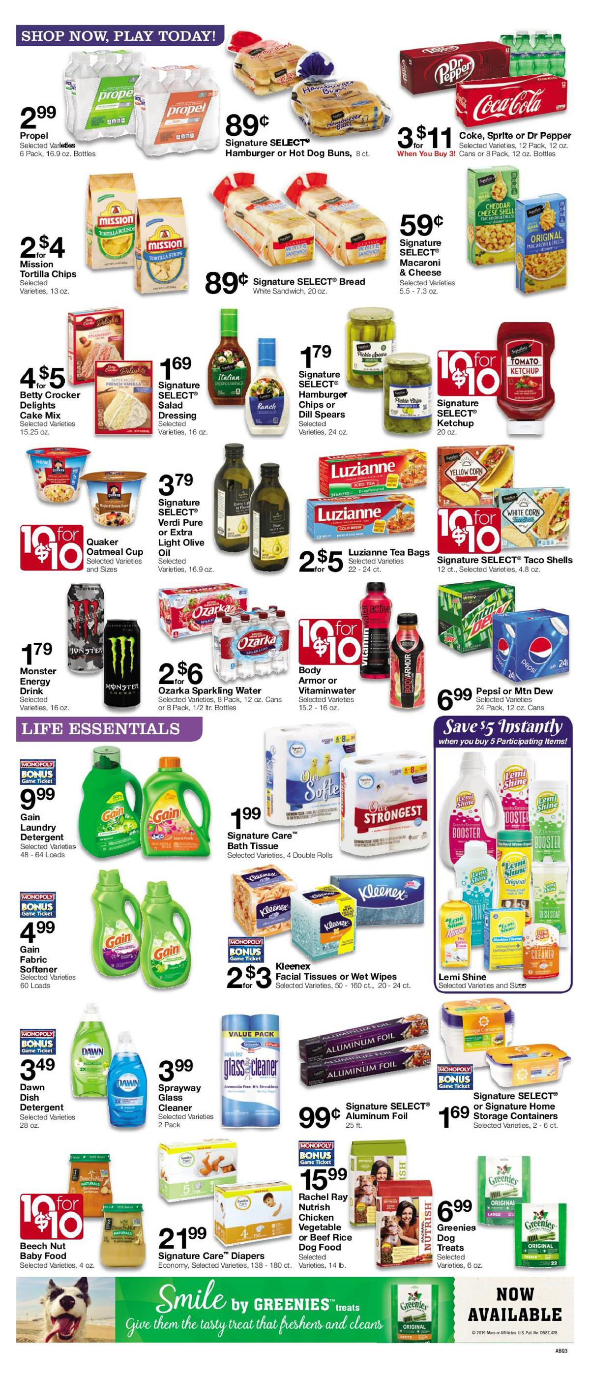albertsons market weekly ad apr 24 2019