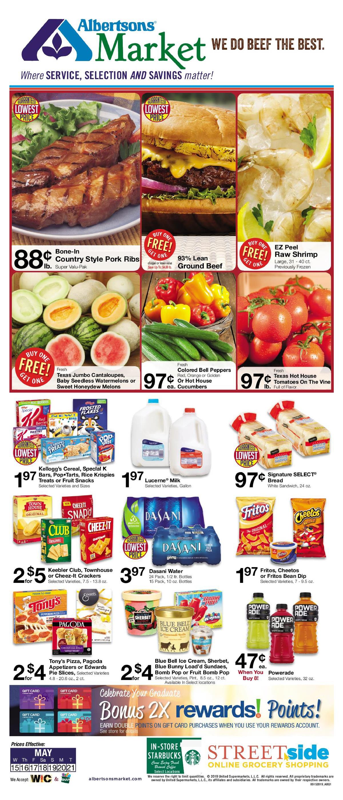 albertsons market weekly ad may 15 2019