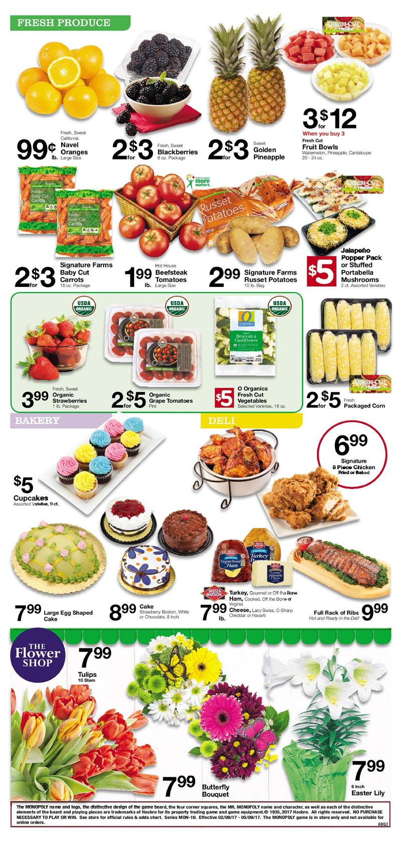 albertsons weekly ad april 12 2017