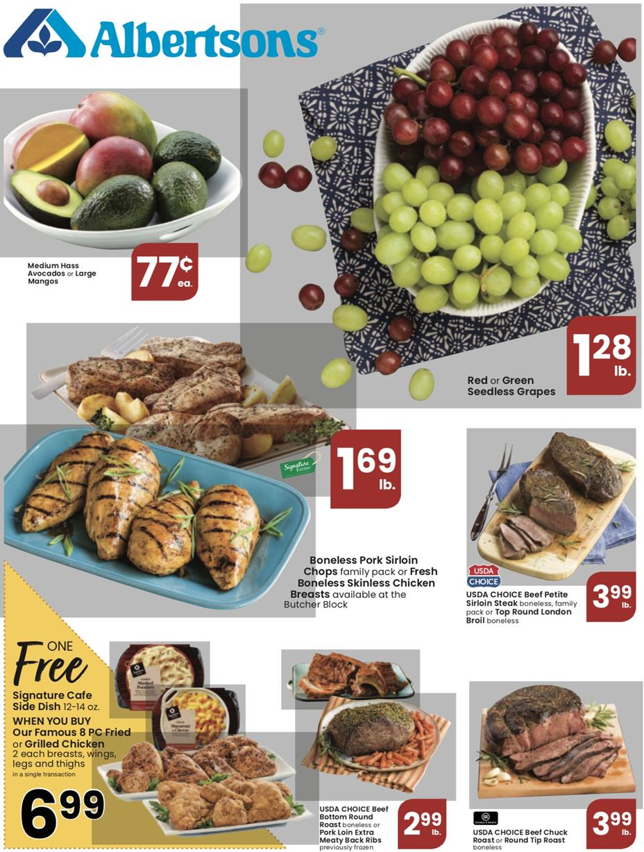 albertsons weekly ad feb 19 2020
