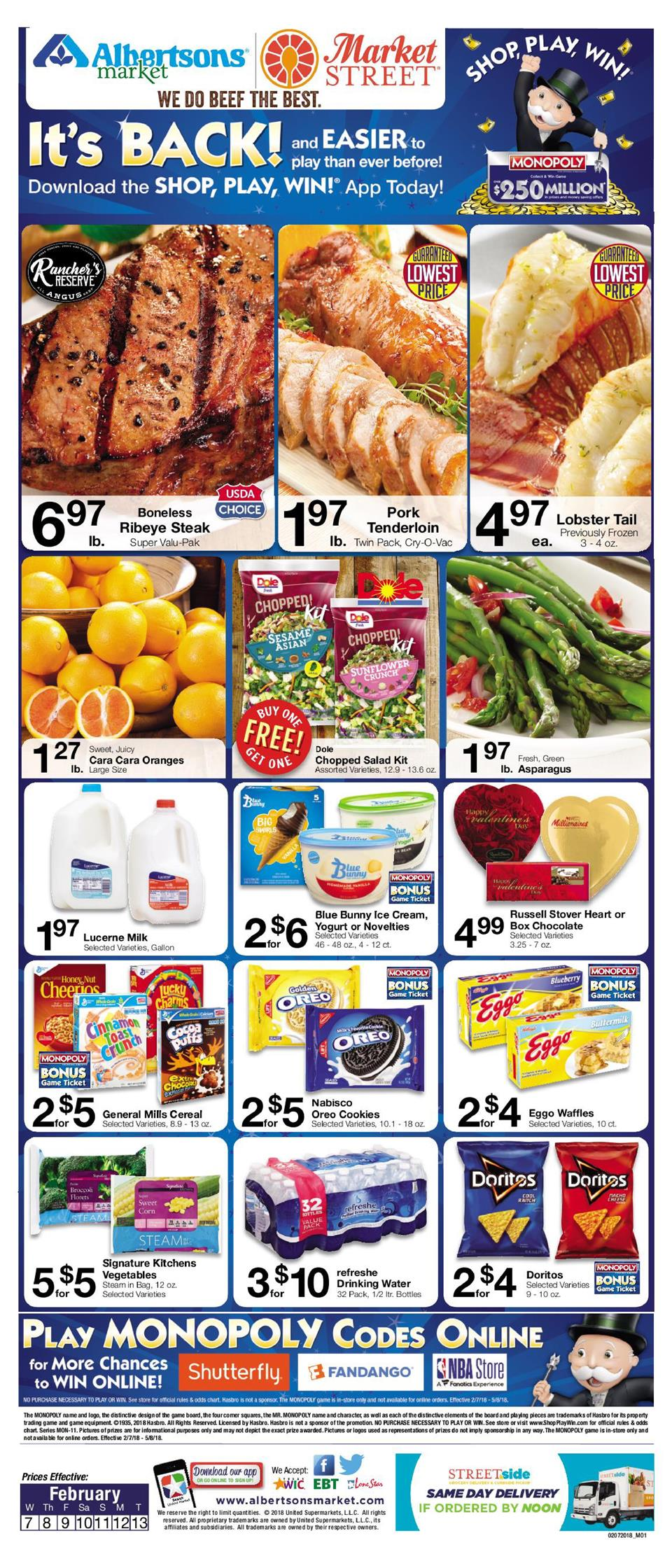 Albertsons shop online