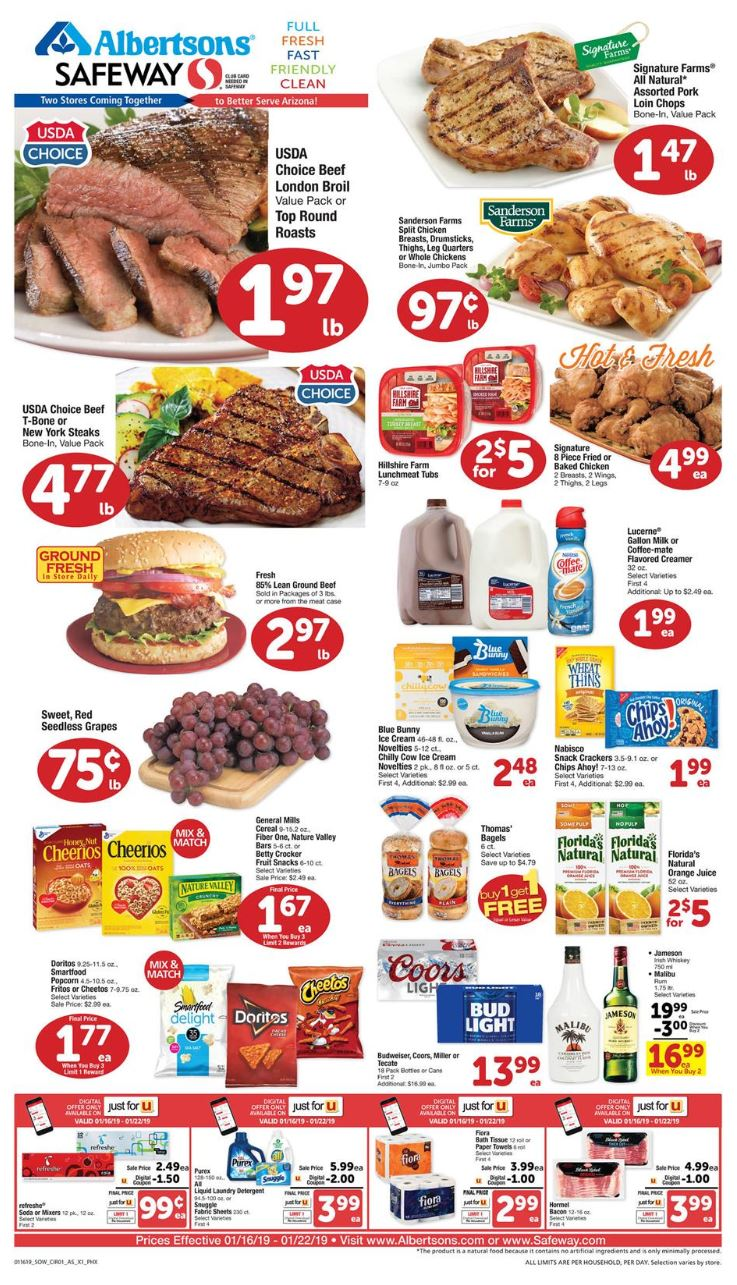 albertsons weekly ad jan 16 2019