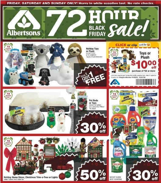 albertsons weekly ad nov 29 2019