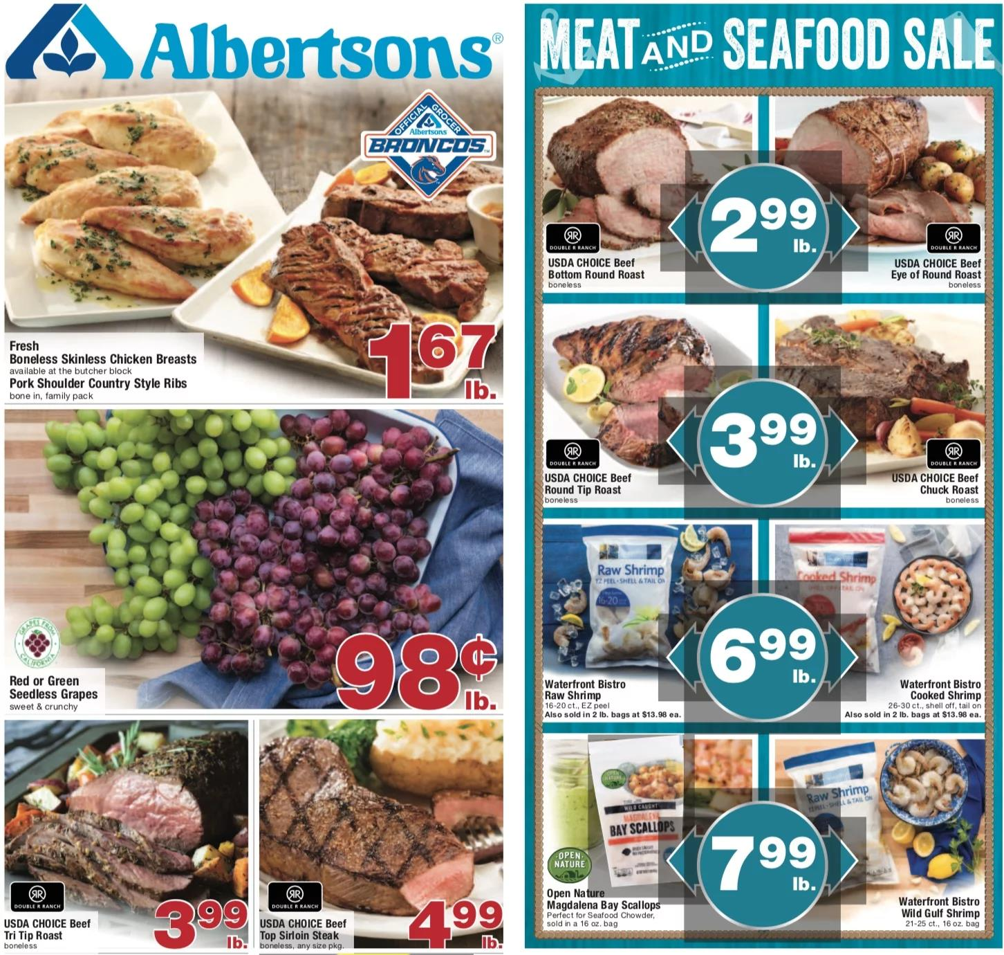 albertsons weekly ad sep 18 2019