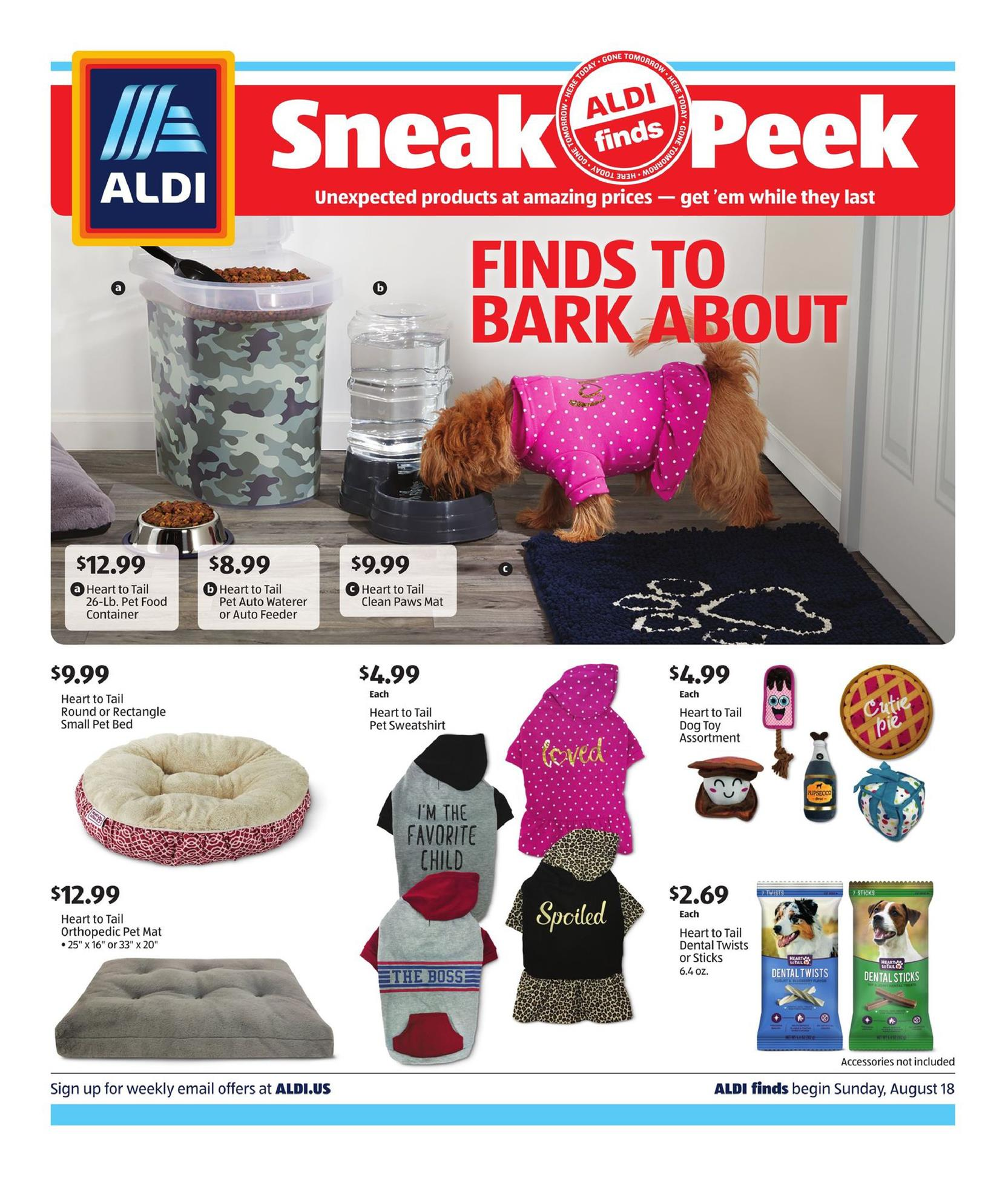 aldi ad in store aug 18 2019