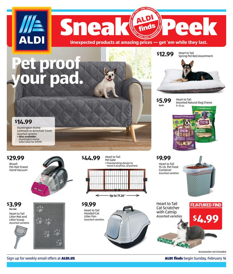 aldi ad in store feb 16 2020