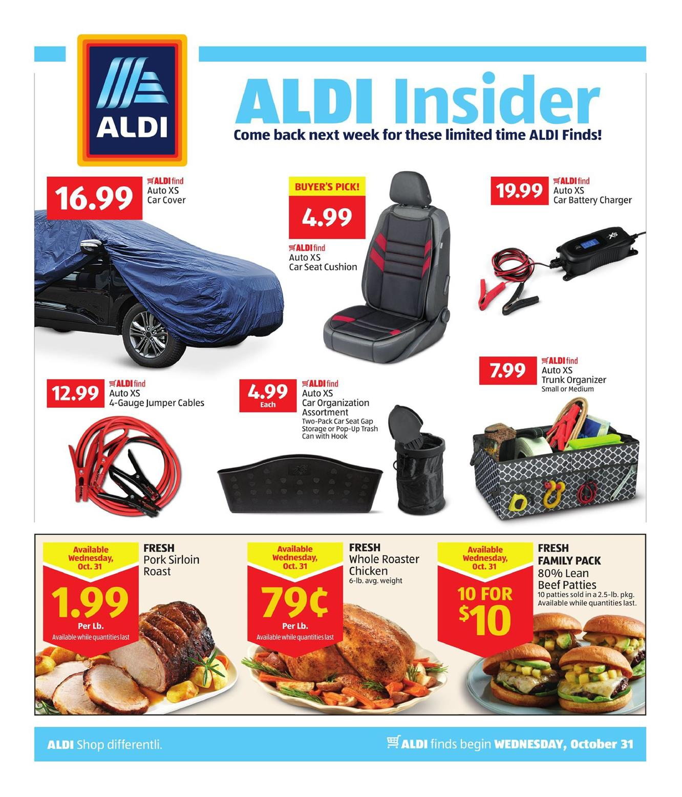 Aldi Insider Ad Oct 31 Nov 6 2018
