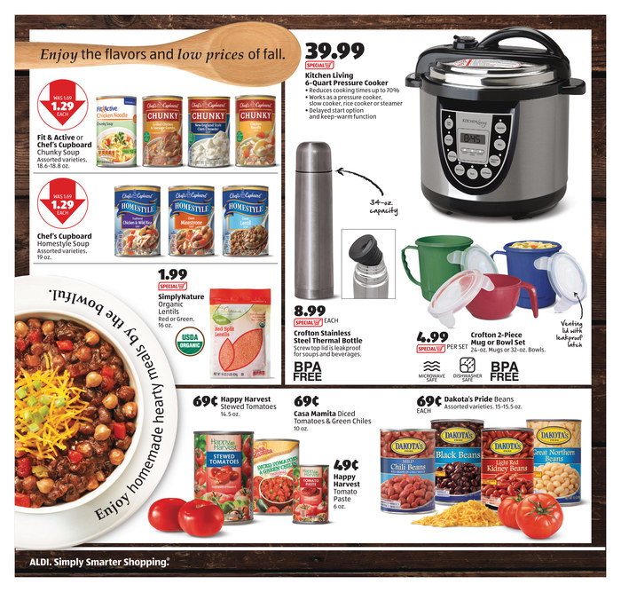 aldi special buys weekly ad sep 27 2015