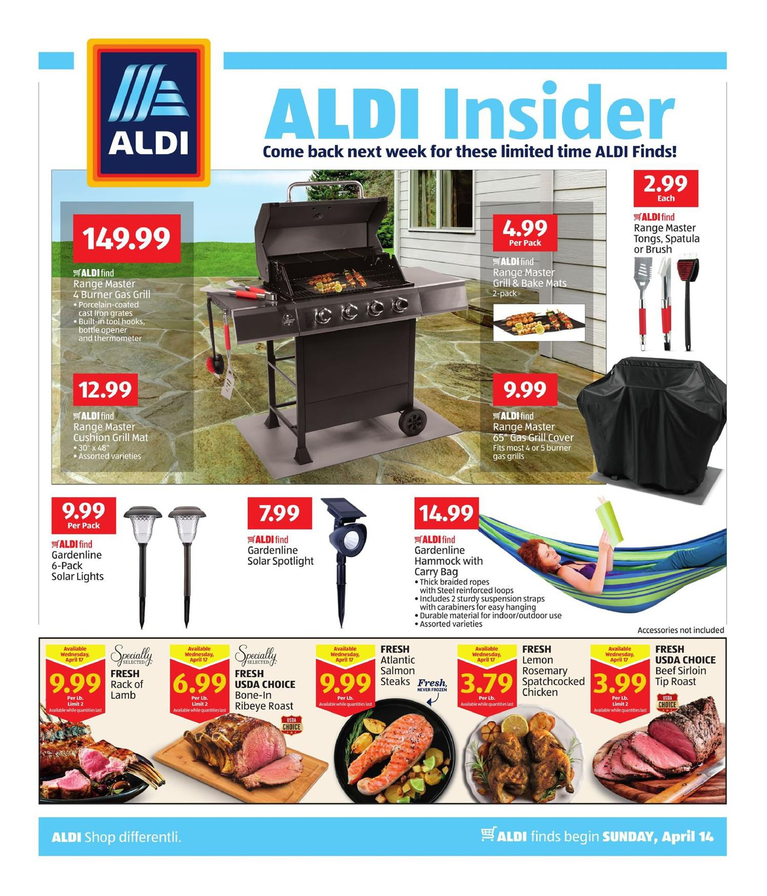 aldi weekly ad apr 14 2019
