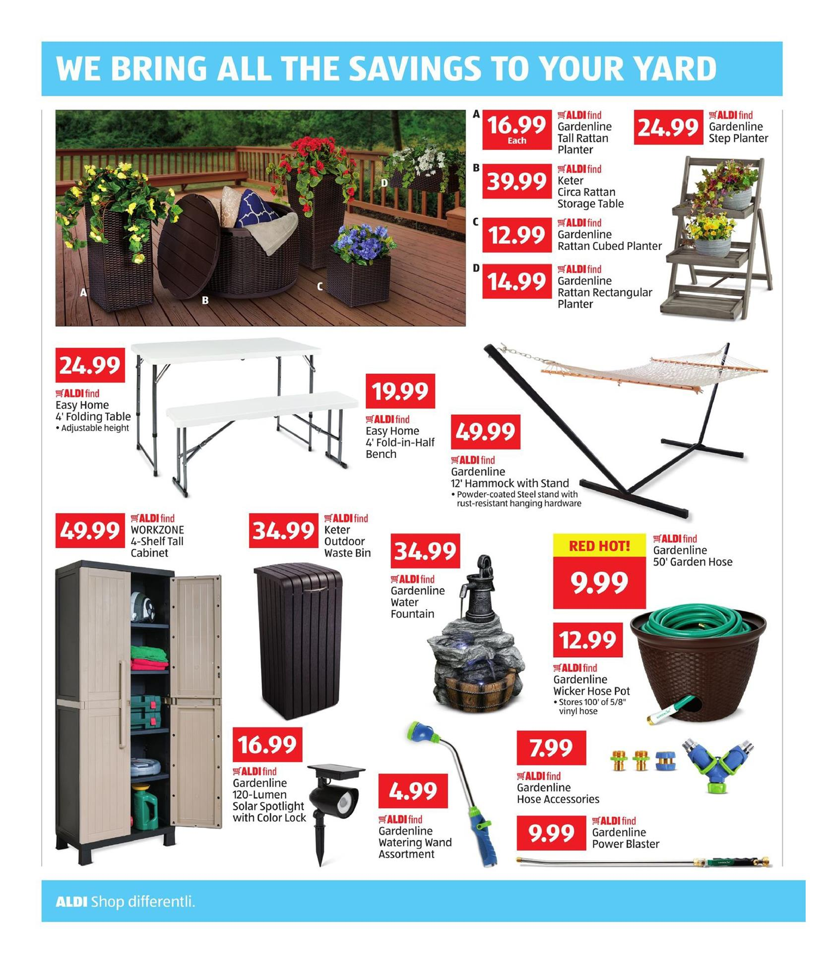 Aldi Weekly Ad May 19 25 2019 Page 2