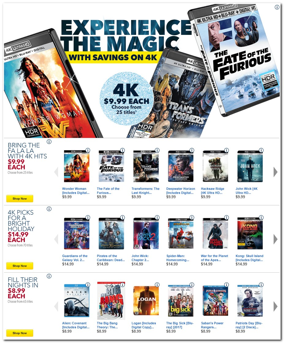 Best Buy Black Friday Ad 2017 (Page 17