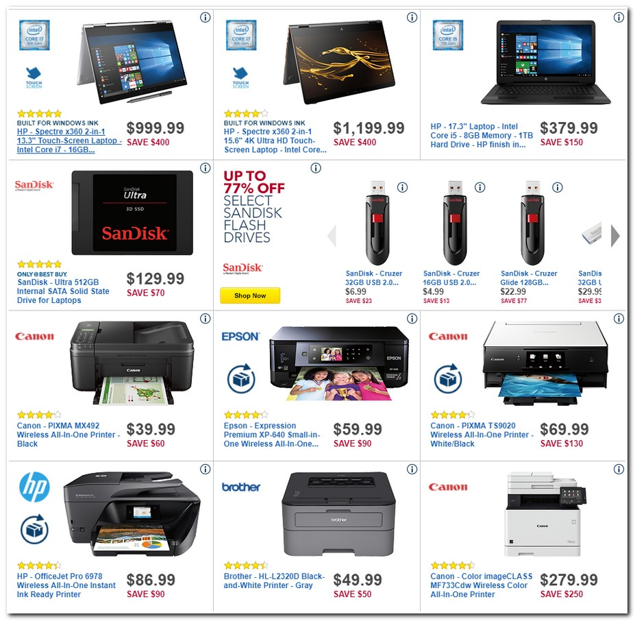 Best Buy Black Friday Ad 2017 (Page 31