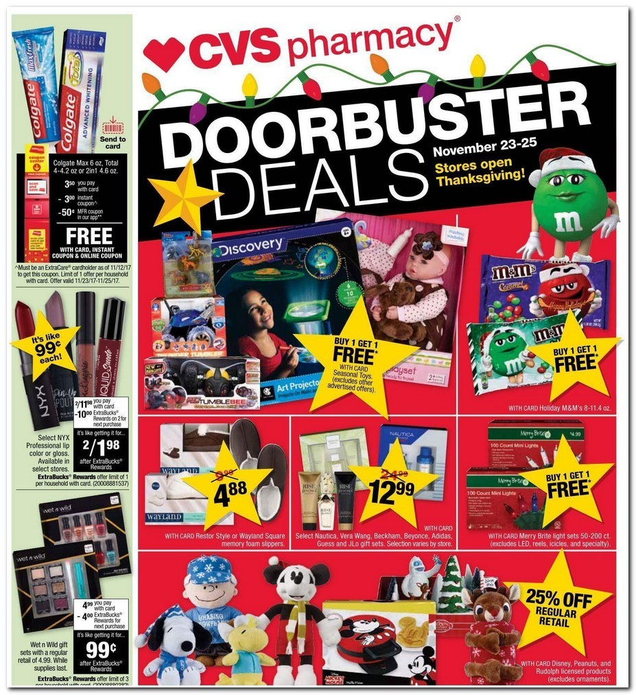 cvs black friday ad 2017