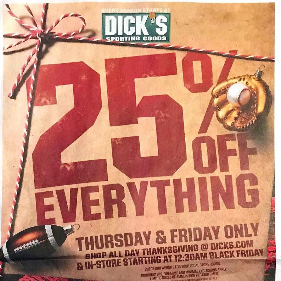 dicks sporting goods black friday ad 2019
