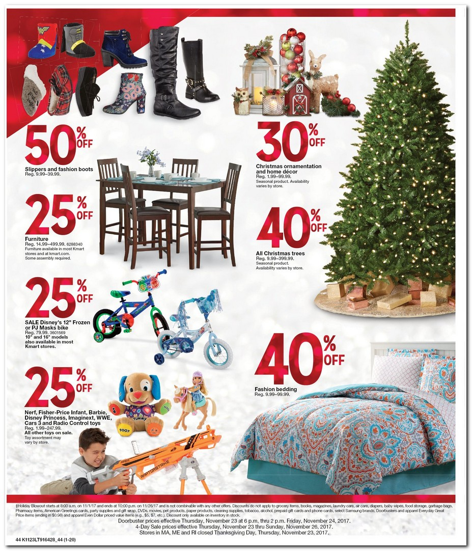 Kmart Black Friday Ad 2017 (Page 5