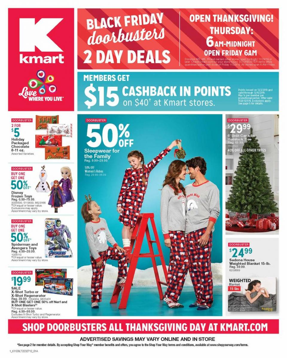 Kmart black friday ad