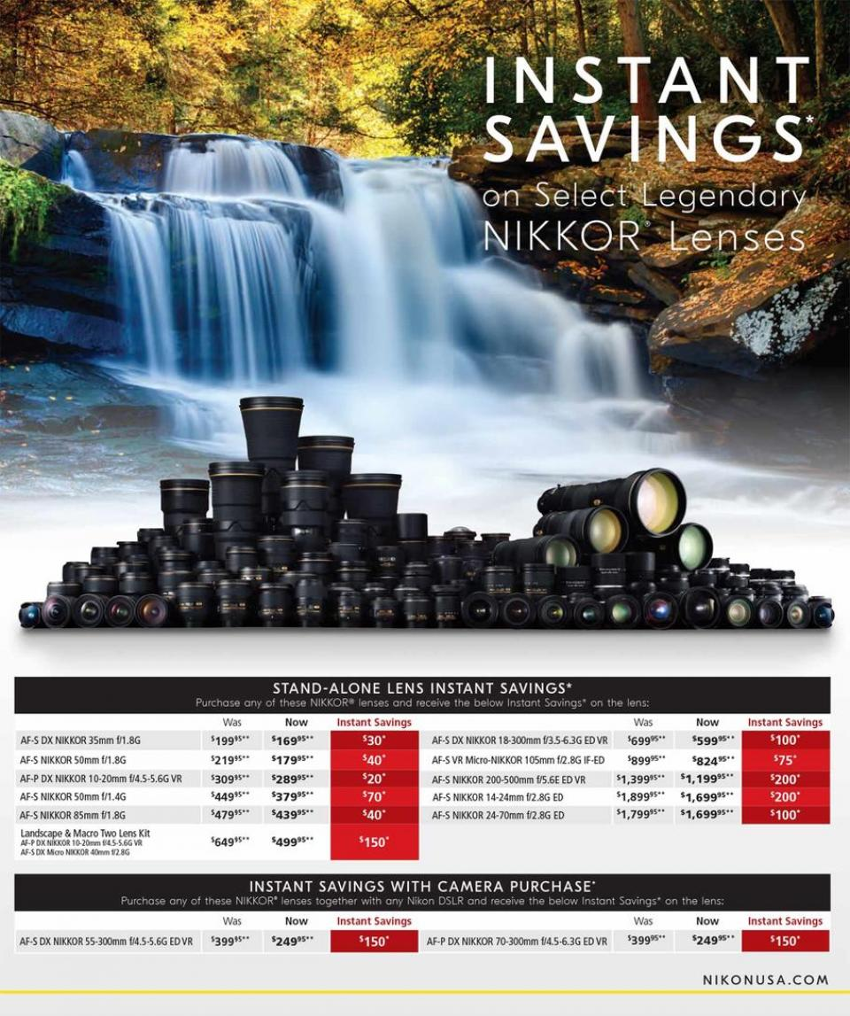 nikon black friday ad 2018