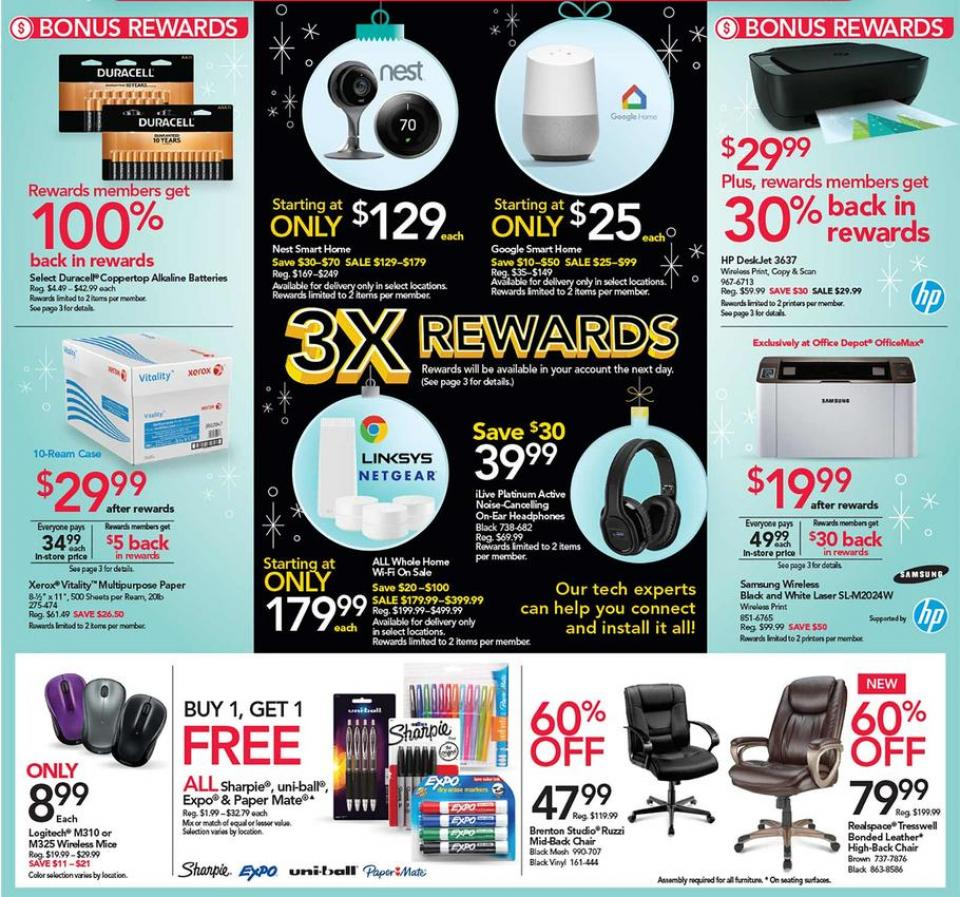 office depot black friday ad 2018