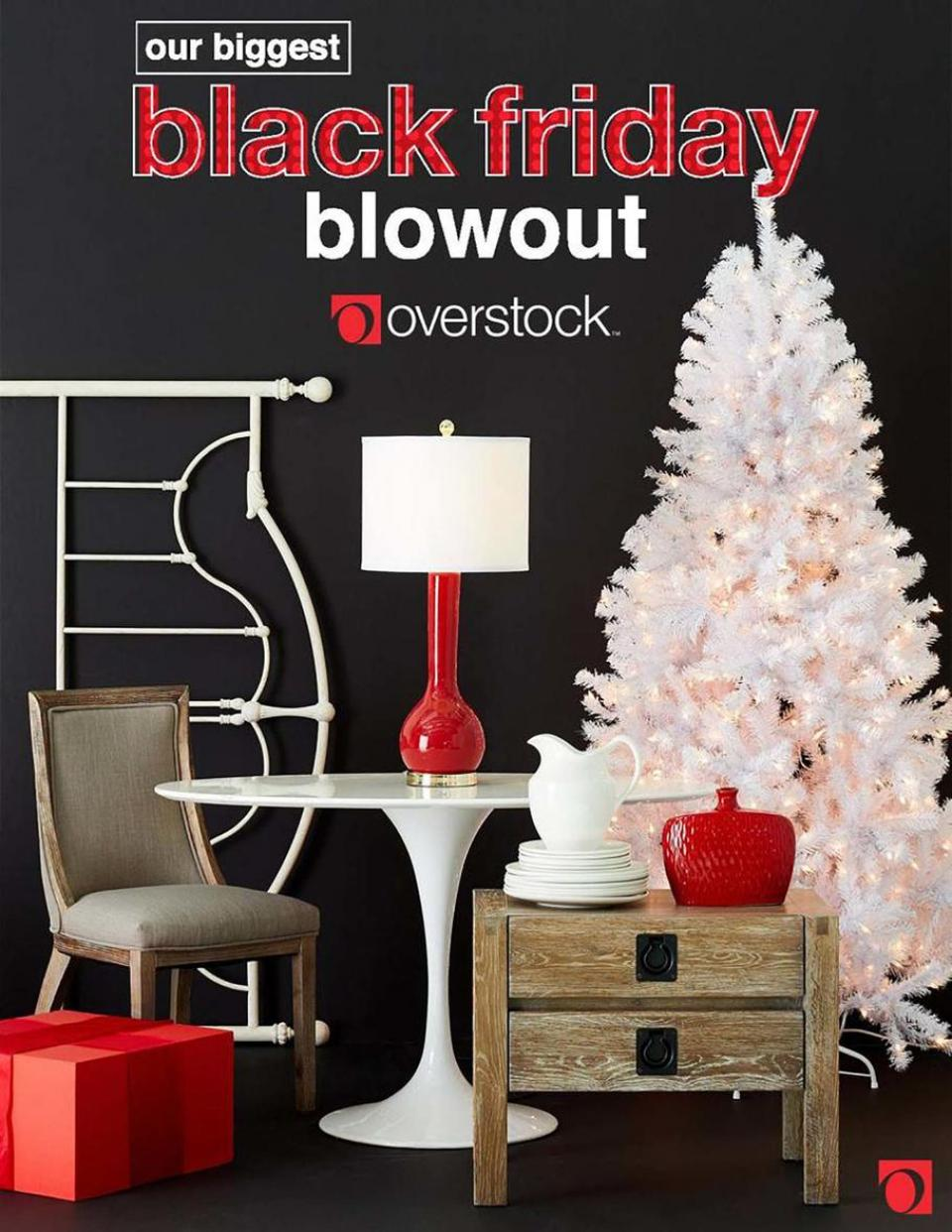 Overstock black friday ad