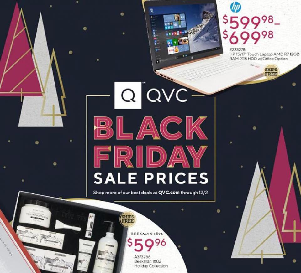 QVC black friday ad