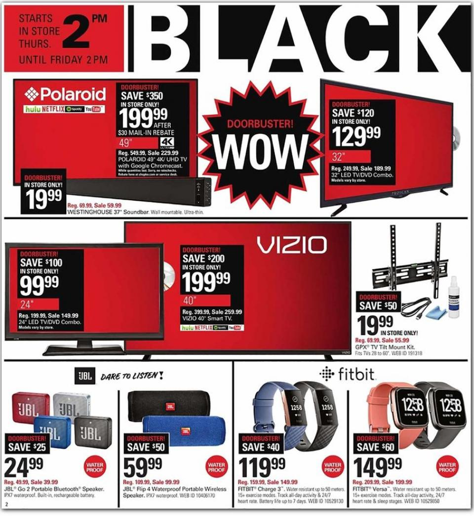 shopko black friday ad 2018