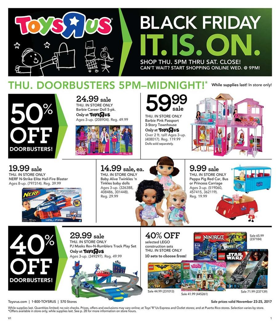 toys r us black friday ad 2017. Black Bedroom Furniture Sets. Home Design Ideas
