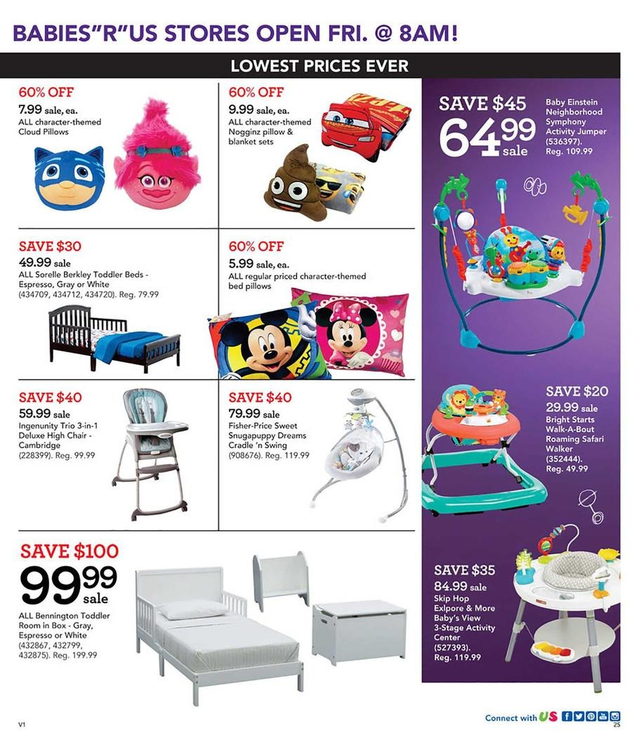 Toys R Us Black Friday Ad 2017 (Page 25