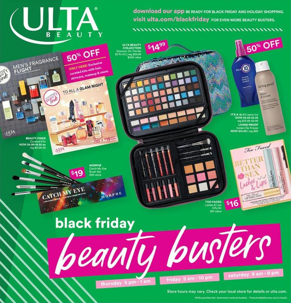 Ulta black friday ad