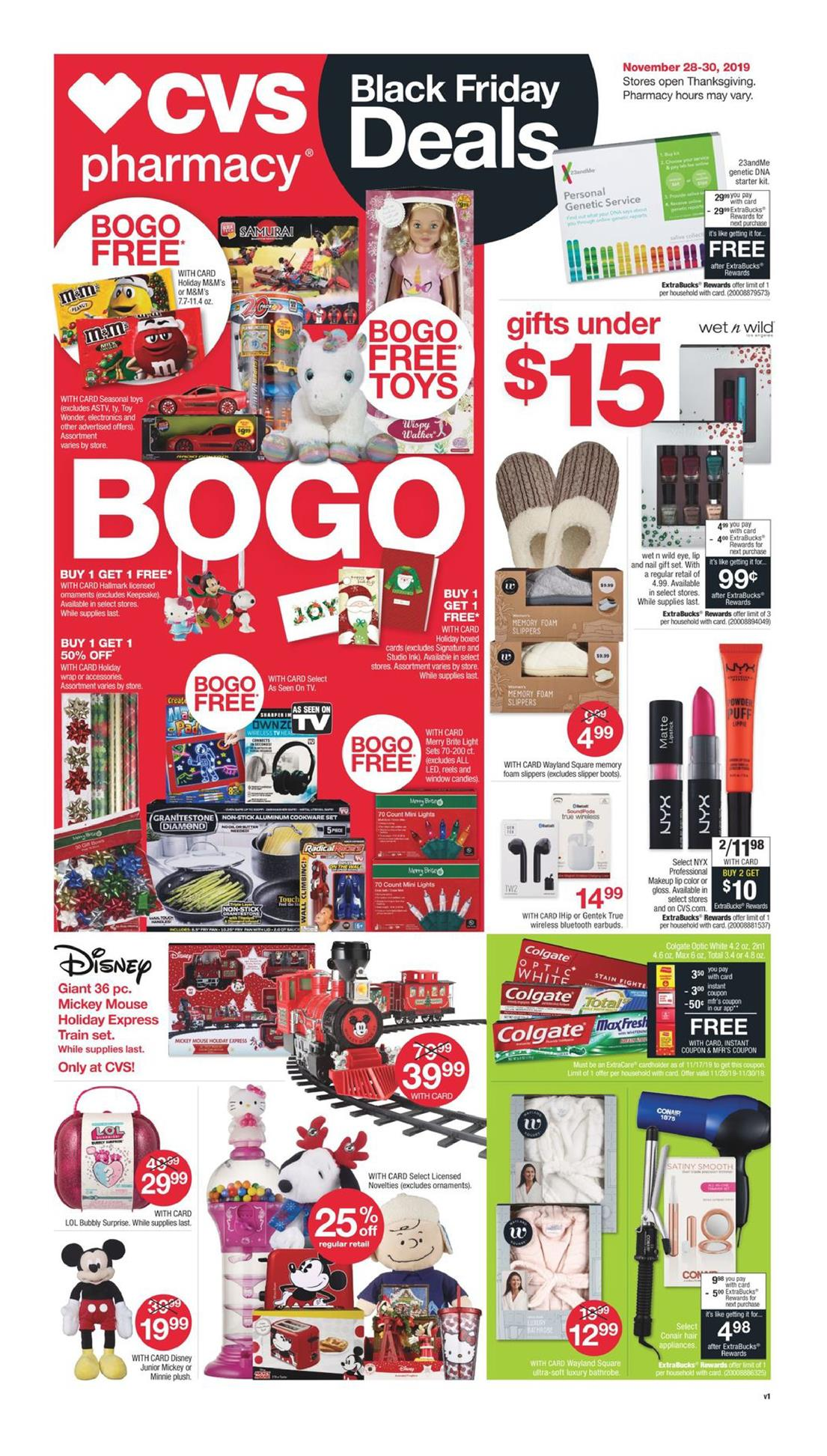 CVS black friday ad